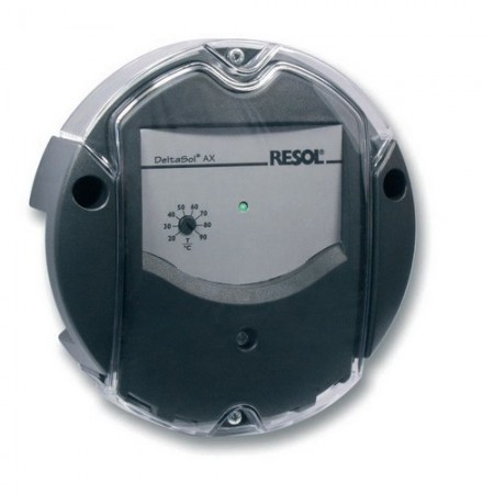 Regulator solar RESOL DELTASOL AX