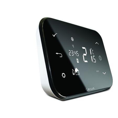 Termostat de ambient programabil wireless SALUS IT500 controlat prin internet
