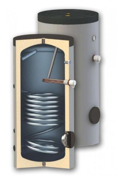 Boiler WOODY SN 750 - o serpentina cu 5 ani GARANTIE