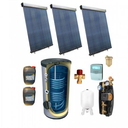 Pachet Panou solar Panosol CONFORT 1000L S2 - 20 PERSOANE