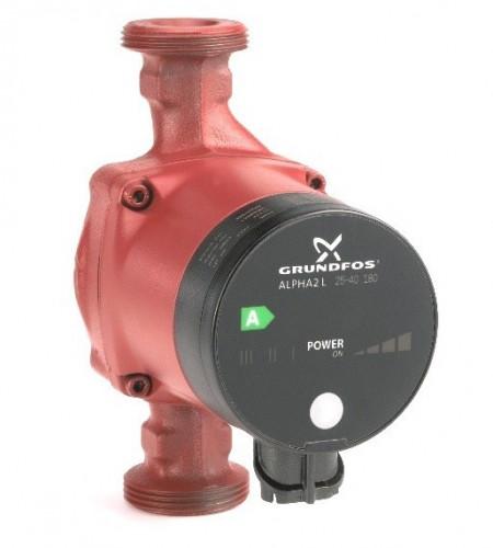 Pompa de circulatie Grundfos Alpha2 L 25-60 180