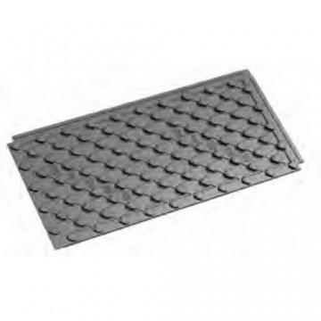 Placa suport izolatoare BASIC REHAU cu nuturi - izolatie 30mm