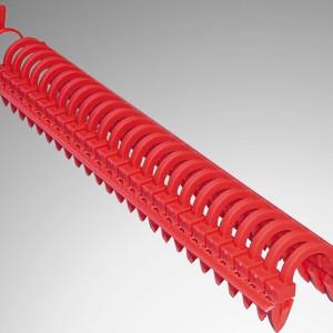 PURMO - Agrafa fixare 3D pentru teava 14-17 mm