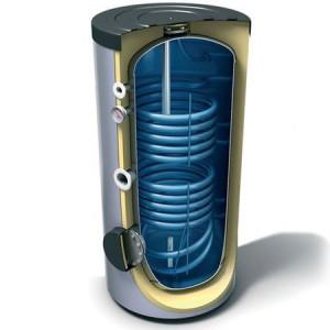 Boiler TESY cu 2 serpentine EV10/7S2 300 65 F41 TP2 - 300 L