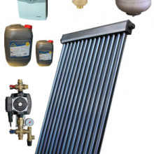 Kit pachet Panou solar Panosol Economic 2P fara boiler (C.300)