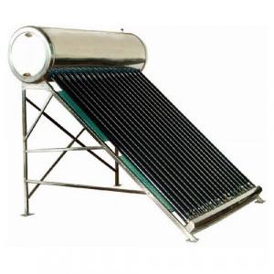 SONTEC Panou solar presurizat Heat Pipe SONTEC SPP-470-H58-220/24 cu boiler inox 220 litri (5L03000173 1127)