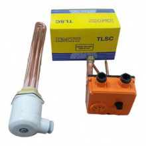 Rezistenta electrica cu termostat boiler WOODY - 3 kW