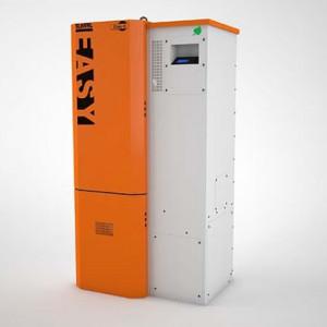 Fornello Simpell Easy 40 kW INOX + CADOU Aspirator cenusa!