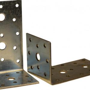 Set suport pentru tabla dreapta, tabla ondulata, carton bituminos – 4 x L (C.540)