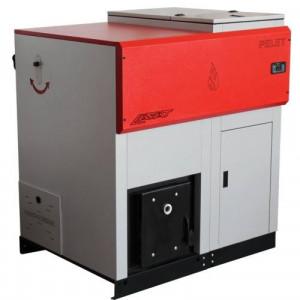 Cazan pe peleti LAFAT, SM ECO 70 kW + CADOU Termostat Ambient Q3RF