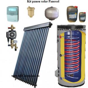 Kit pachet Panou solar Panosol Confort 4P Bivalent (C.204)