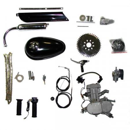 Motor complet 2T, cu accesorii incluse