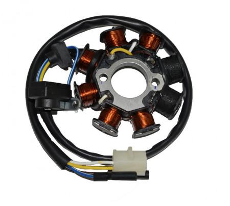 Stator Kymco Movie, Agility 125cc (8 bobine + senzor scanteie)