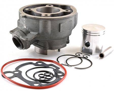 Set motor Minarelli AM6 (bolt 12mm) LC-2T 50cc, 40mm