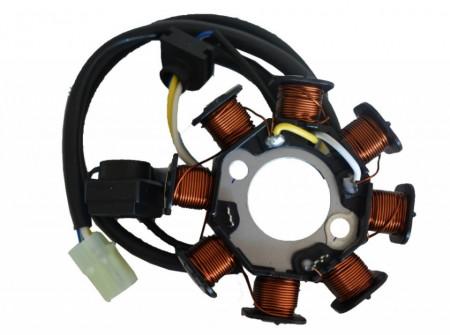 Stator Kymco People, Malaguti Ciak 125/150cc (8 bobine + senzor scanteie)