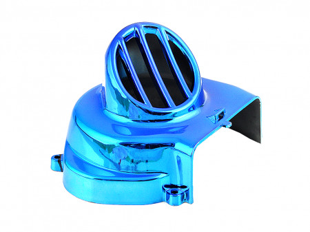 Carcasa ventilator Piaggio Typhoon -albastru