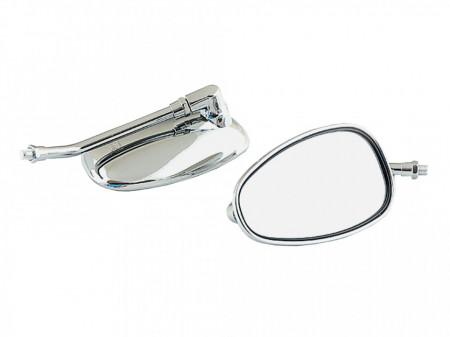 Set oglinzi crom, M10