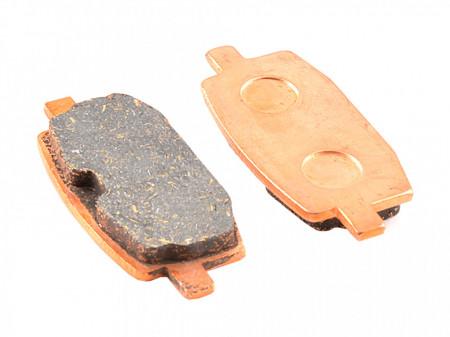 Set placute frana 61x28x7 Italjet/MBK/Yamaha