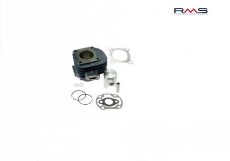 "Set motor Aprilia/Minarelli/Yamaha orizontal AC-2T 50cc, 40mm ""Blue Line"""