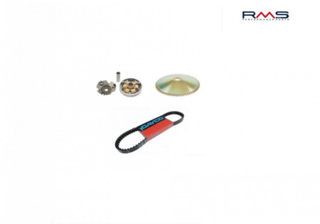 Variator complet+curea Dayco Piaggio/Gilera 50