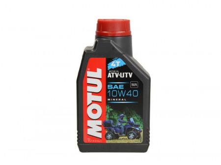 Ulei motor ATV / UTV 4T 10W40 -1 litru