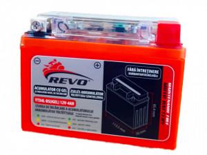 Acumulator Revo 12V-4Ah cu I-Gel