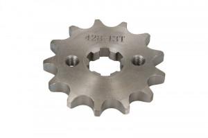 Pinion transmisie fata 428/13T, atv, motociclete (int.20mm)