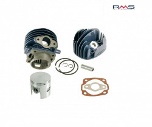 Set motor+chiulasa Vespa PK 50/Ape 50 AC-2T 50cc, 55mm