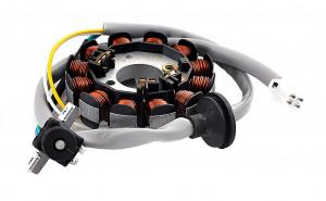 "Stator MBK Booster ""04 (12 bobine+senzor scanteie)"