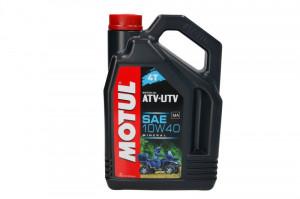 Ulei motor ATV / UTV 4T 10W40 -4 litri