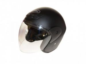 Casca moto open face negru Awina TN-8661 marimea 2XL