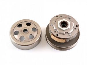Ambreiaj centrifugal ansamblu Malaguti/MBK/Yamaha 125, D.120mm