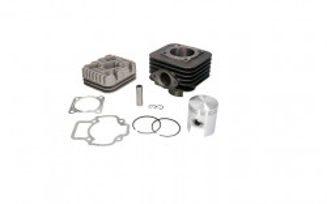 Set motor complet + chiulasa 2T AC Piaggio/ Gilera/Typhoon/Liberty/Vespa/Zip