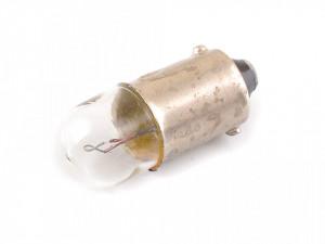 Bec pozitie T4W (BA9S) lung, 12V-4W