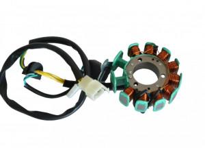 Stator Kymco Dink 125cc (9 bobine + senzor scanteie)