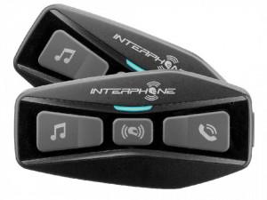 Intercom INTERPHONE U-COM 2 Twin Pack
