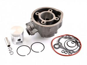 Set motor Minarelli AM6 (bolt 12mm) LC-2T 80cc, 47mm