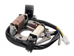 Stator 2 bobine+senzor scanteie