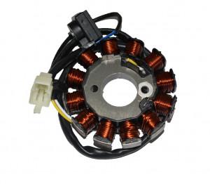 Stator Kymco People 125/200 cc (12 bobine + senzor scanteie)