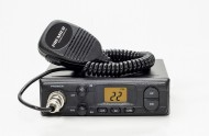 Premier CB 212-TURBO DualPower(12 Wati + 4 Wati) + Antena Will