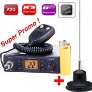 Premier CB 300 RS + Antena WILL