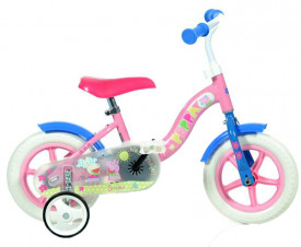 Bicicleta copii 10'' - Purcelusa Peppa