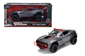MASINUTA METALICA FAST AND FURIOUS LETTY'S RALLY FIGHTER SCARA 1:24