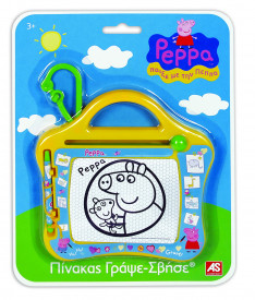 TABLA DE SCRIS PEPPA PIG