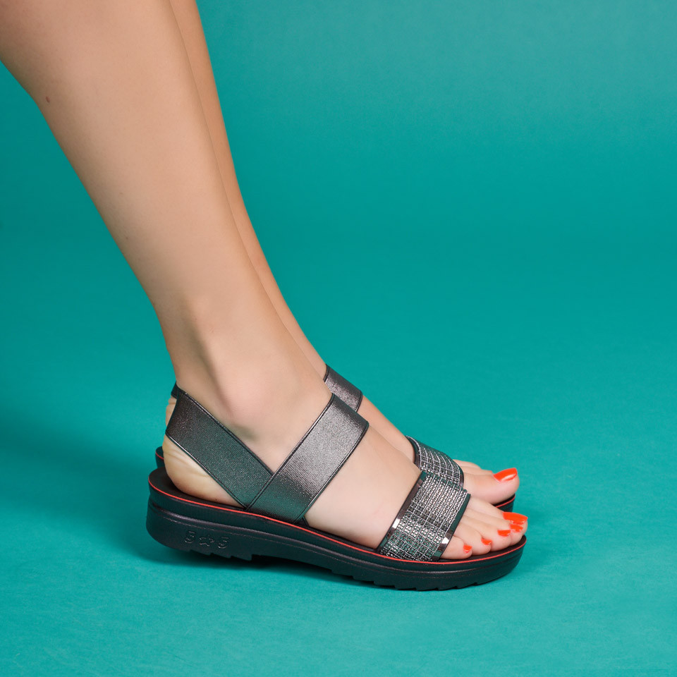 Sandale cu talpa joasa dama SB1633B