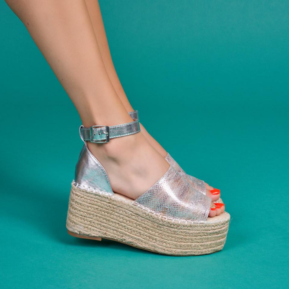 Sandale cu platforma dama SB1616B