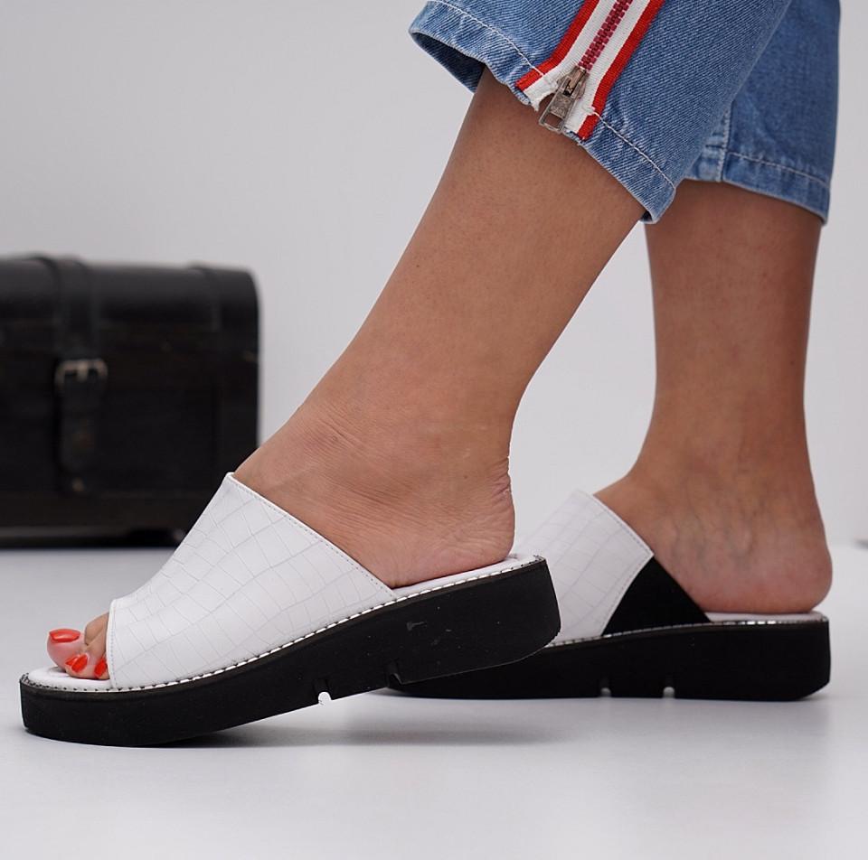 Papuci cu platforma dama SB1449B