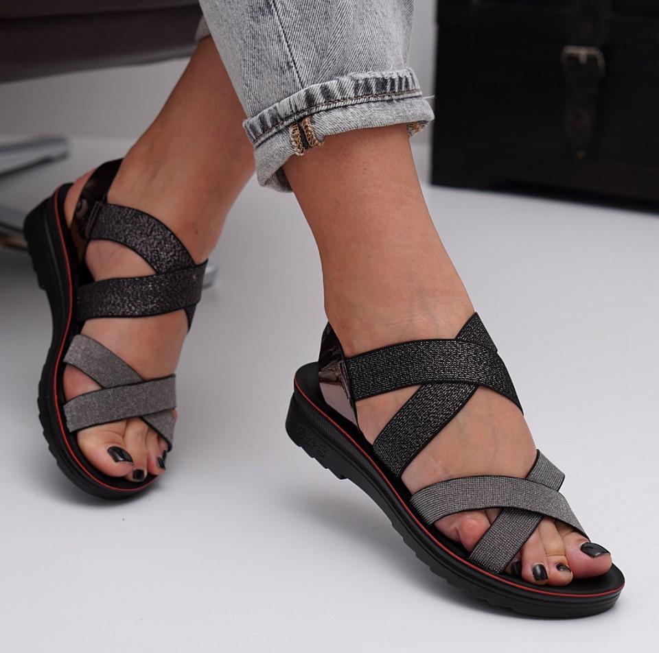 Sandale cu talpa joasa dama SB1555B
