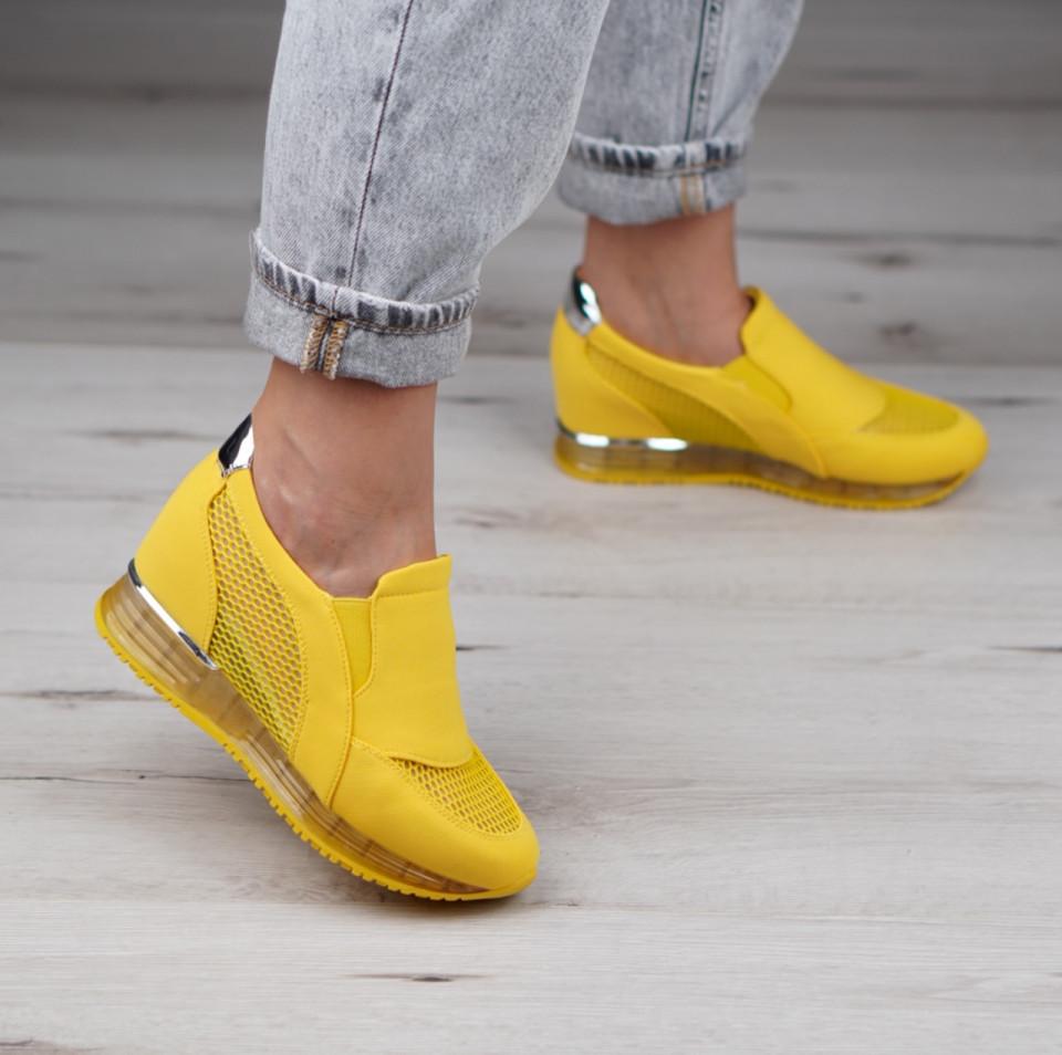 Pantofi sport cu platforma SB1073B