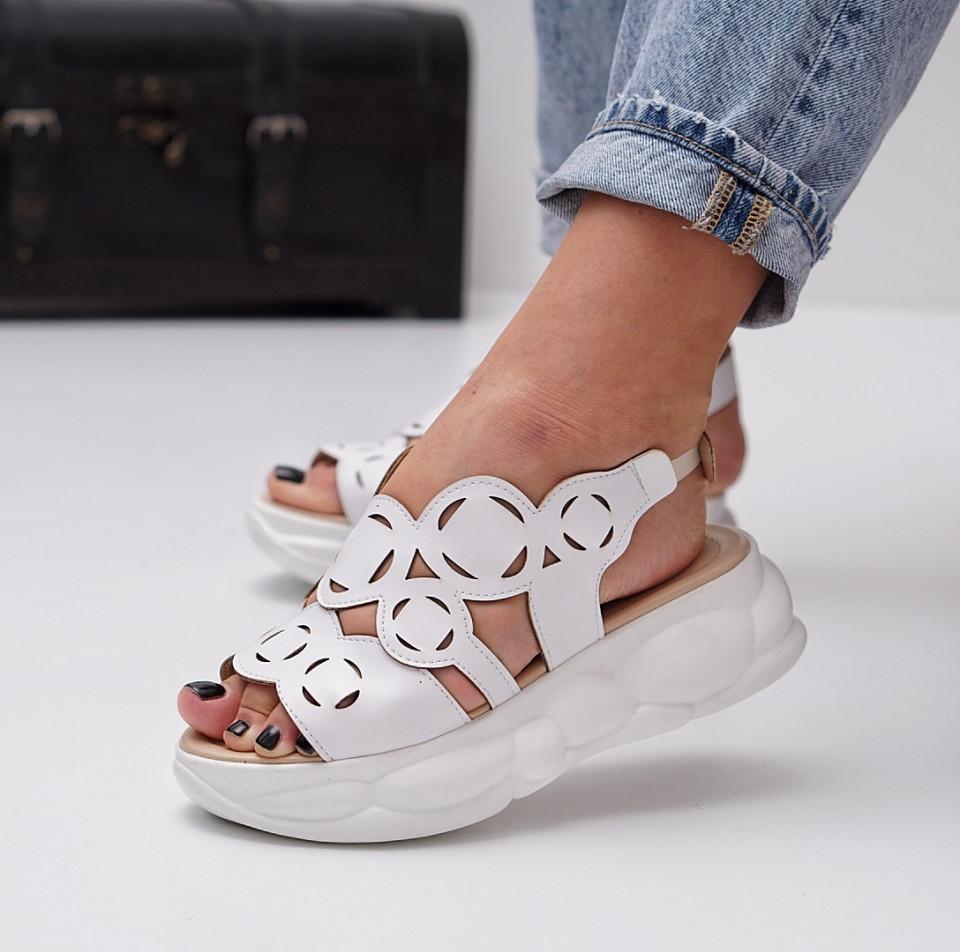 Sandale cu platforma dama SB1463B